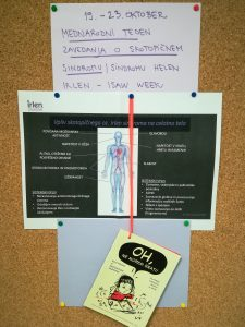 Mednarodni teden o skoptičnem sindromu