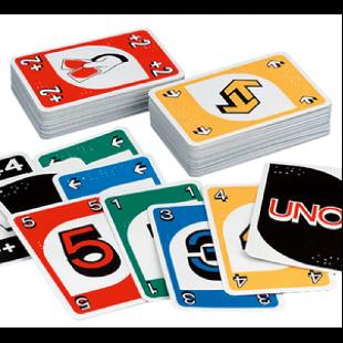 Igra s kartami Uno