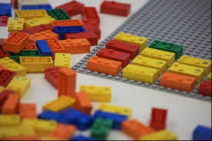Lego kocke z brajevo pisavo